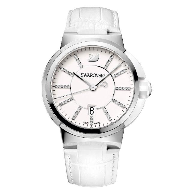 Swarovski - Piazza Grande Watch white