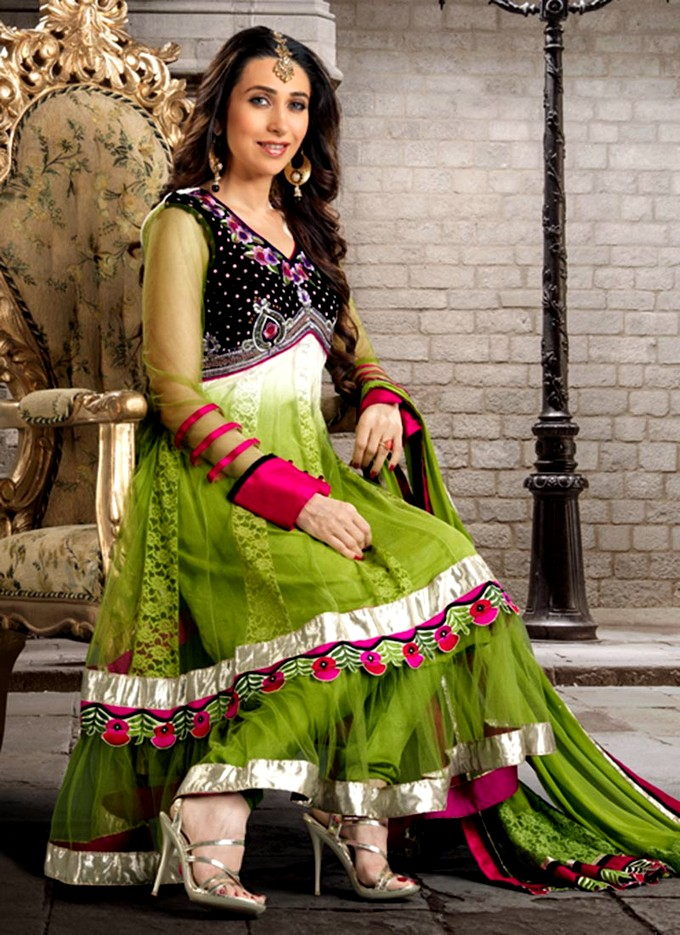 New Anarkali Suits Indian Anarkali Fashion 2013 2014 She9 Change The Life Style
