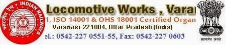 DLW Varanasi Recruitment 2014 Trade Apprentice posts Govt. Job Alert.