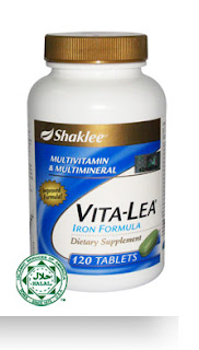 multivitamin shaklee
