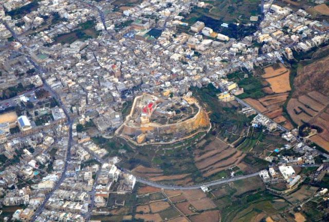 The Citadella, Malta