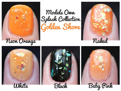 Models Own Splash Golden Shore
