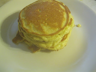 GAPS Legal and Paleo, Gluten Free Almond Flour Pancakes Recipe
