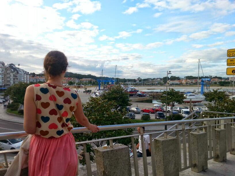 portonovo galicia puerto