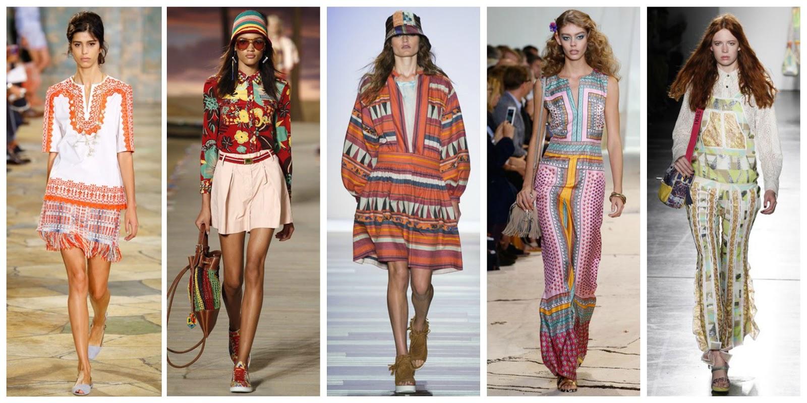 new york fashion week trend report ss16 folk inspired