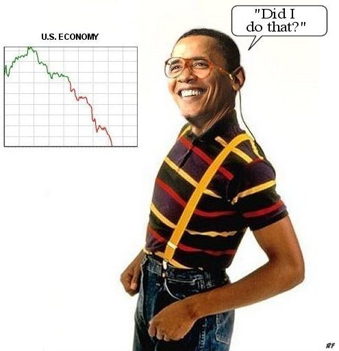 obama bad economy