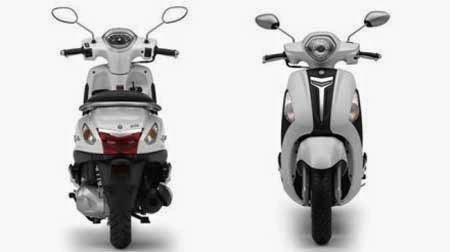 Skutik Yamaha Terbaru