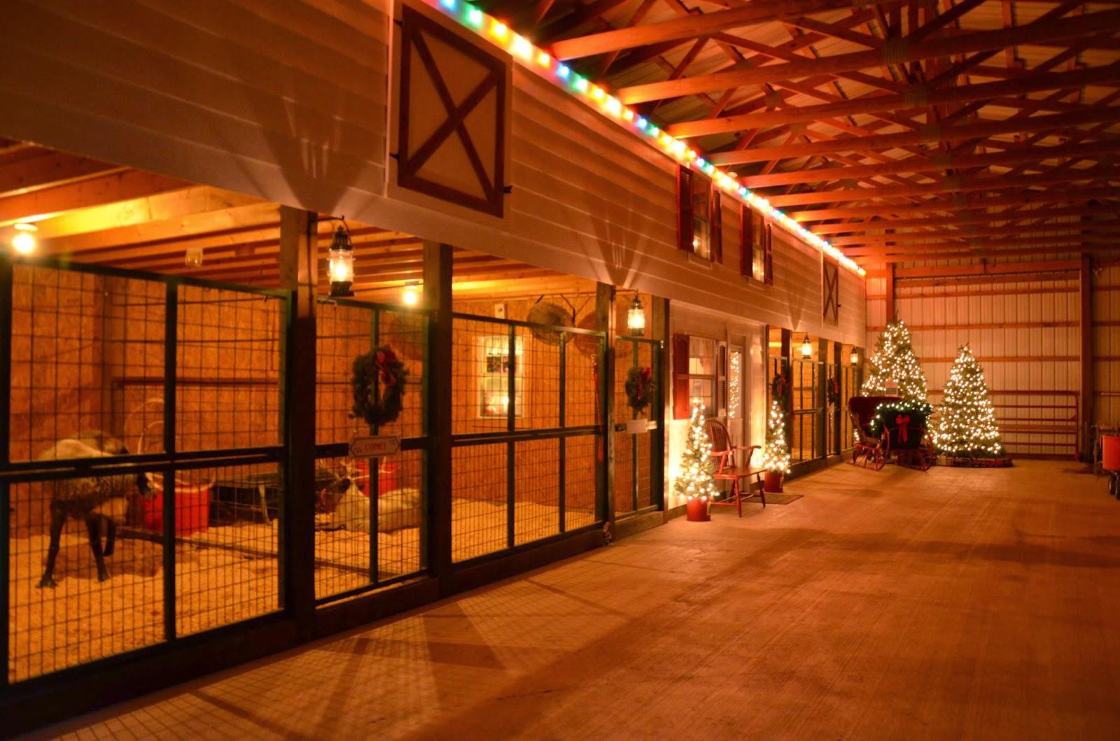 Central Division News National Barn Company Builds Custom Post Frame Pole Barn For Double R