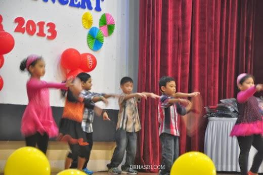 Majlis Graduation Tadika Pelangi Kreatif persembahan Aqil Haarith