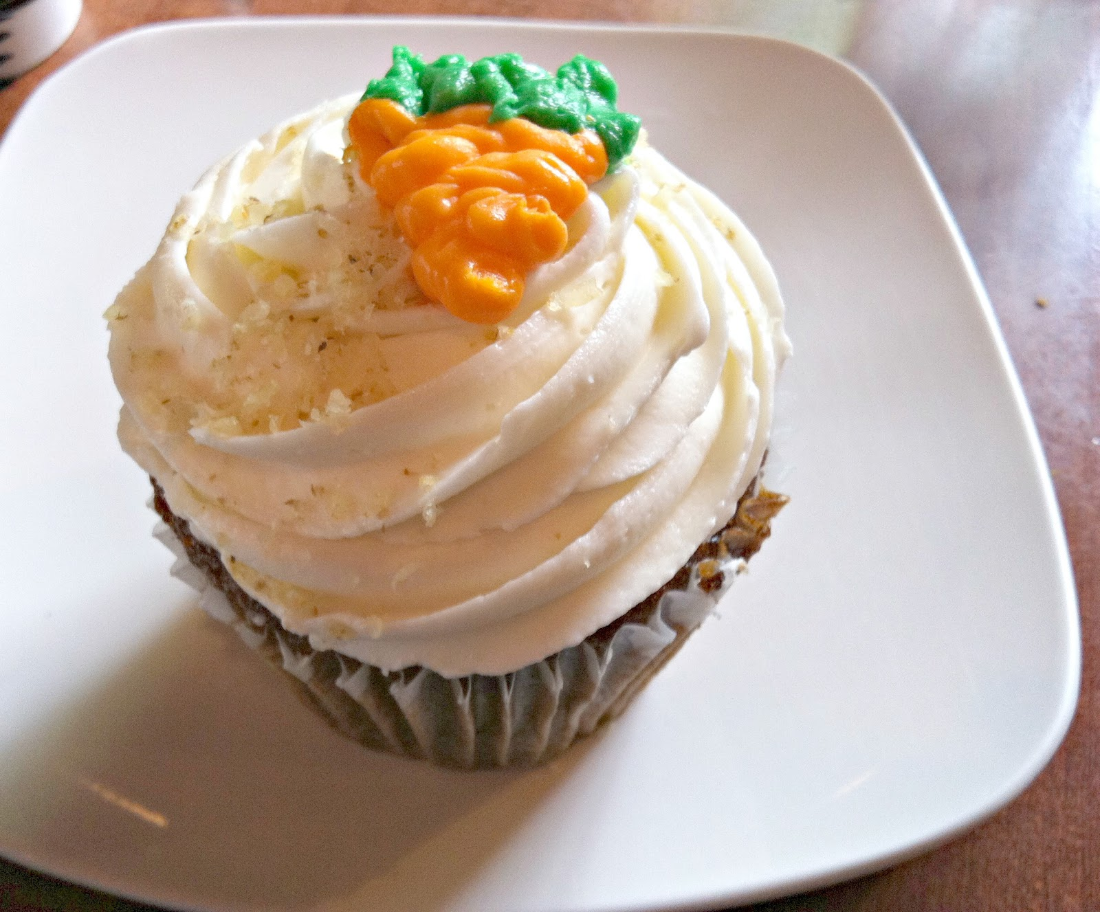 Chow Carrot Cake