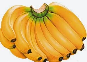 pisang mengobati darah tinggi