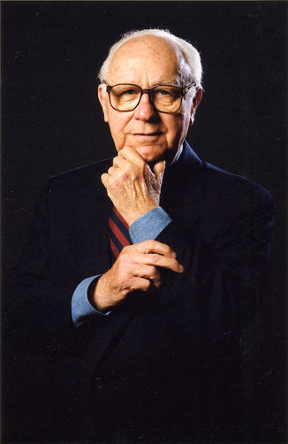 Portrait of David Raksin