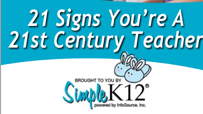 21 Signs You're a 21st Century Teacher - THE VISUAL TEACHING NETWORK