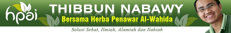 Agung HPAI Thibbun Nabawy Blogsite