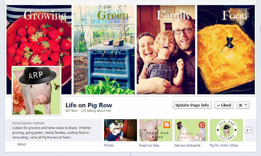 Community knowledge is free and ideas you may never have considered are waiting at www.facebook.com/lifeonpigrow
