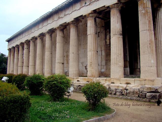 Ágora de Atenas - Grécia