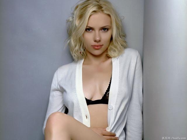 Foto Scarlett Johansson hot