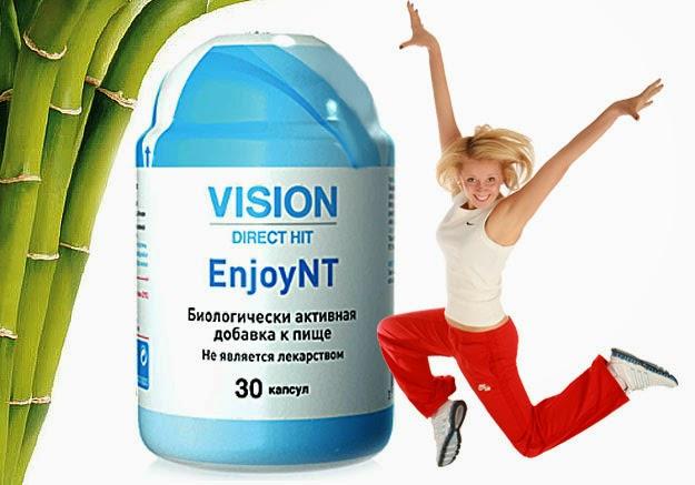 thực phẫm chức năng EnjoyNT Vision sụn khớp xương