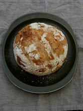 Video - hvordan du lager no knead brød