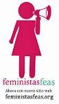 Página FEMINISTAS FEAS