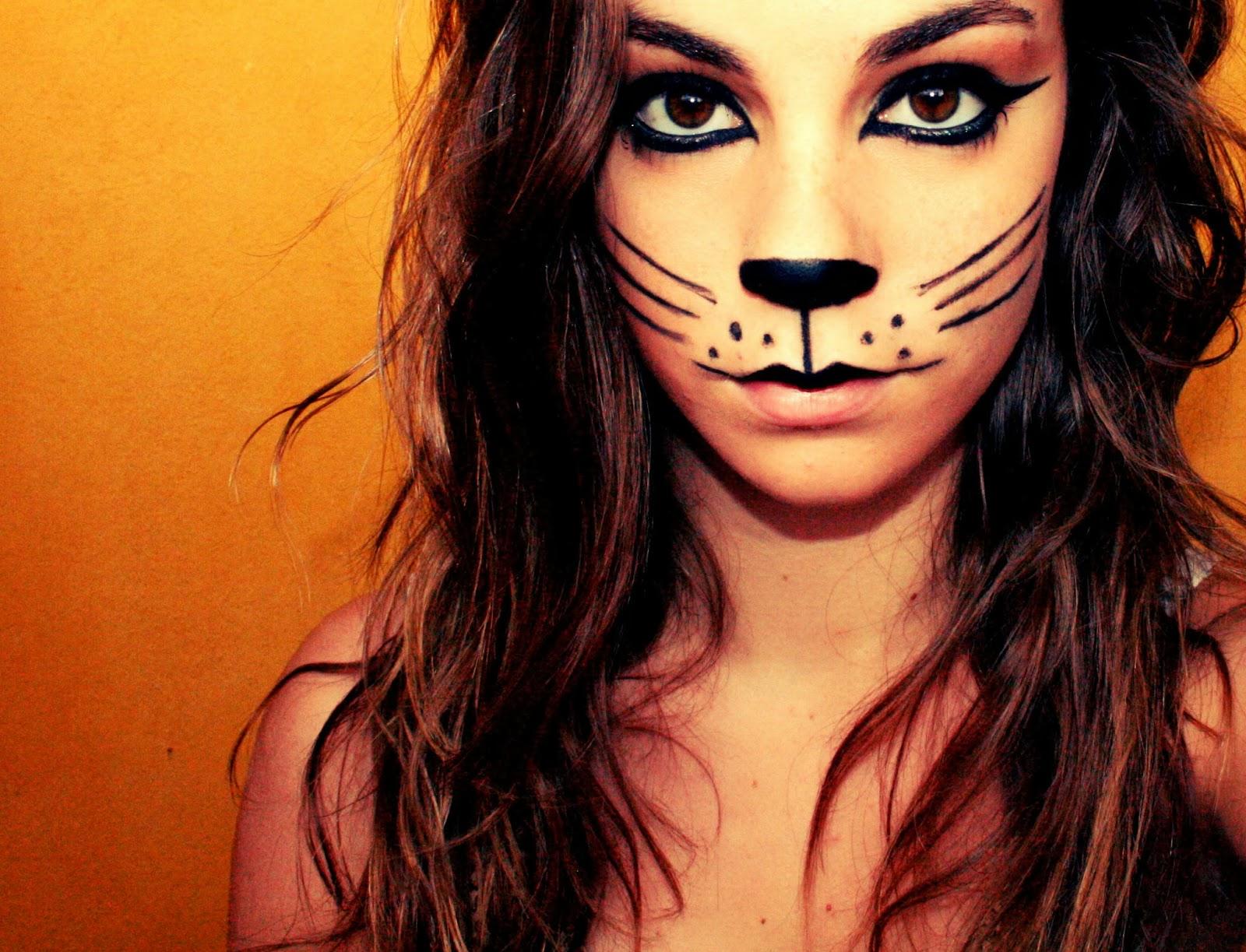 Sara Daz Maquillaje de gata