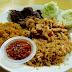 Kuliner Surabaya : Masakan Khas Bu Rudy Special  Nasi Udang & Sambalnya