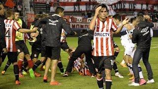 En Argentine, le match amical se termine en baston