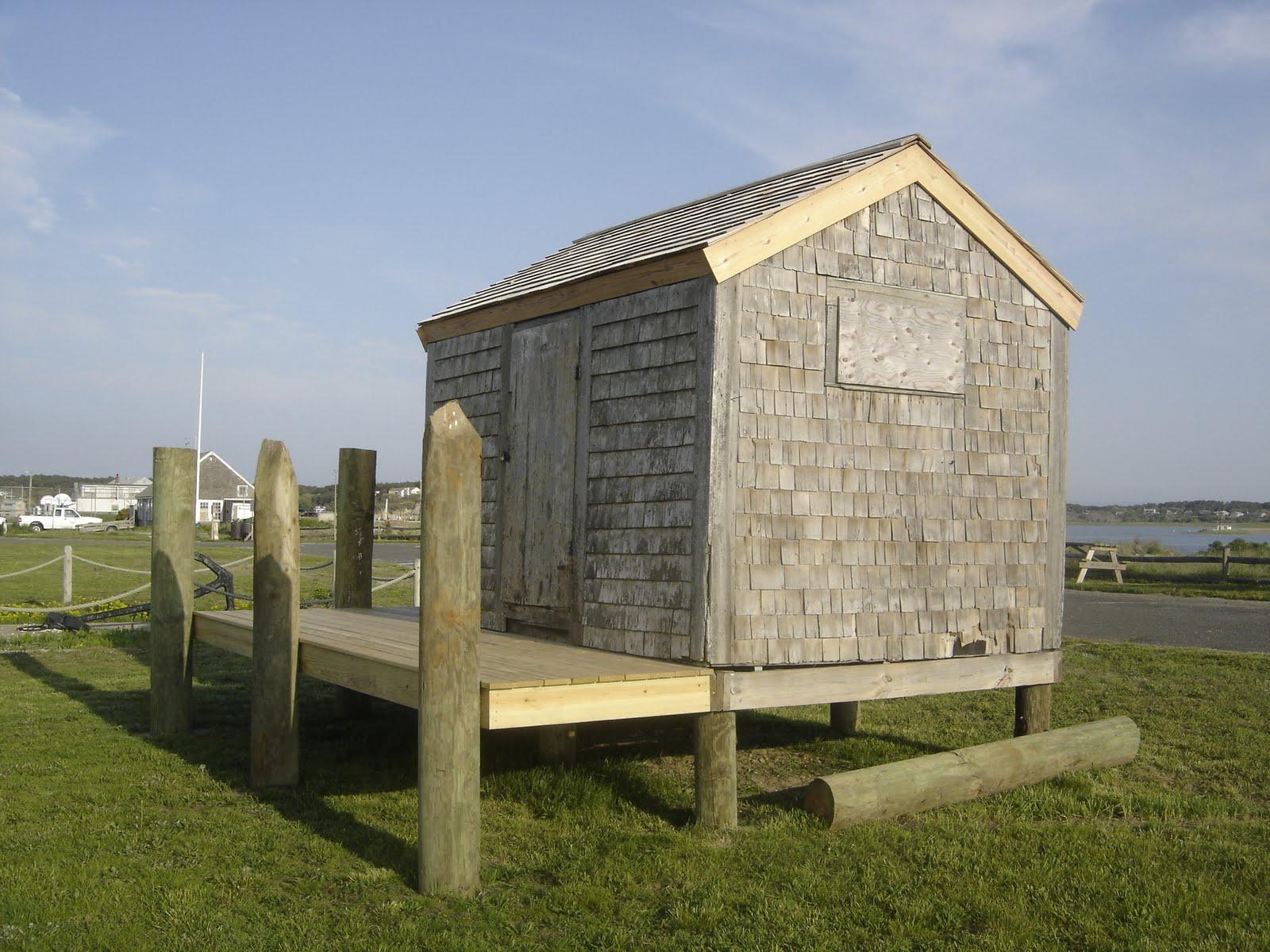 A mayo beach wellfleet ma cape cod for Shack homes