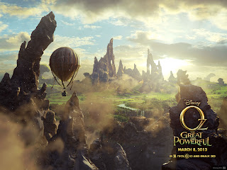 Oz the Great and Powerful wallpapers 006