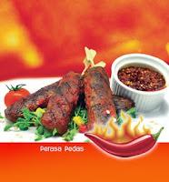 Sate Kebab Pedas