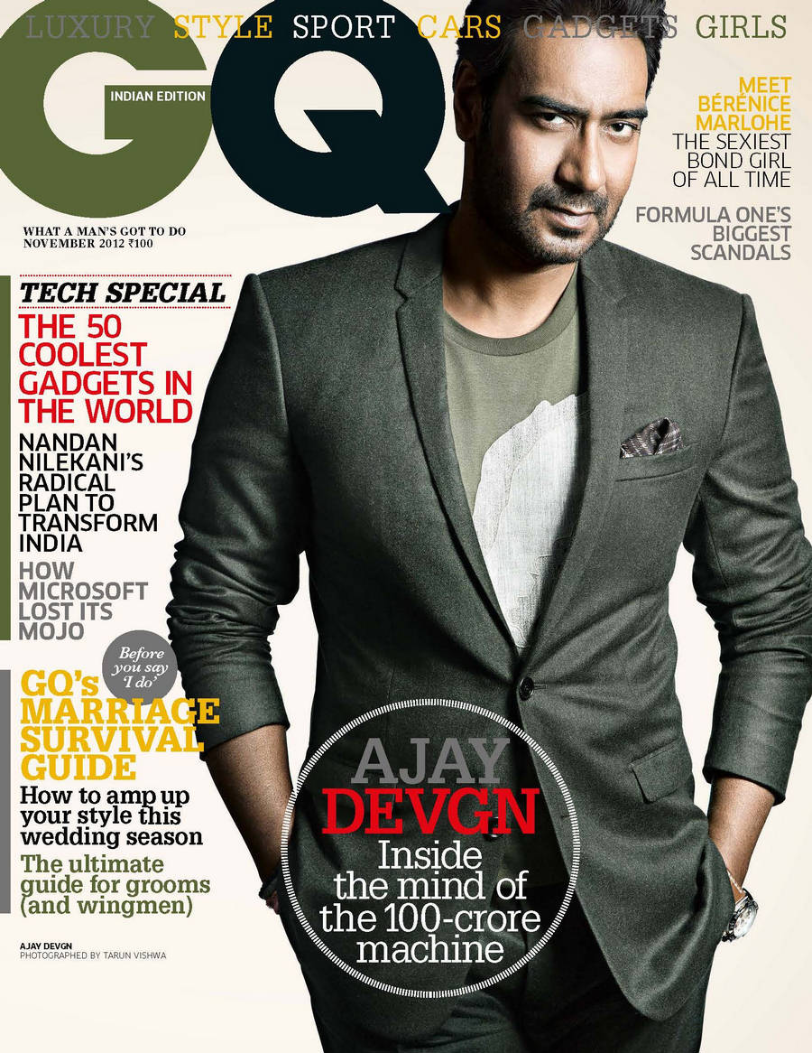 Generous Gq Magazine Template Contemporary - Examples Professional ...