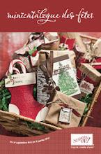 Mini Catalogue des fêtes 2011