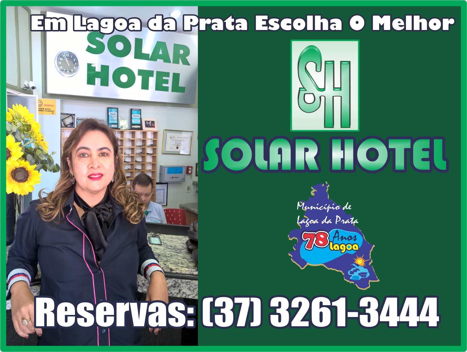 Hotel Solar Hotel em Lagoa da Prata Escolha O Melhor