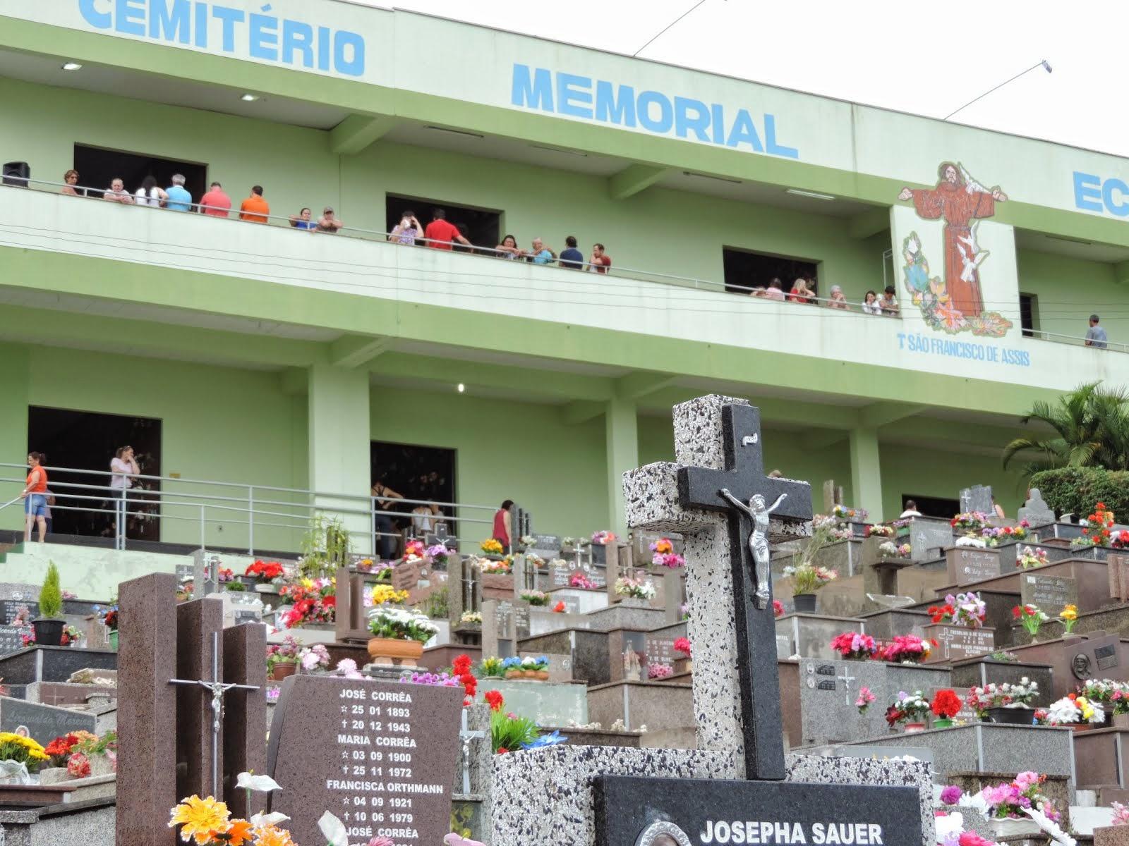 Cemitério São José - Crematório