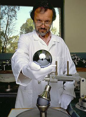 ¿Como se define un Kilogramo? [Esferas más perfectas]