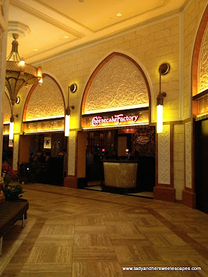 The Cheesecake factory dubai mall