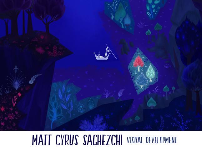 Matt Cyrus Saghezchi