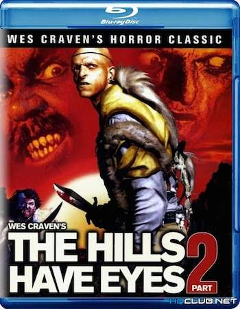 The Hills Have Eyes Part II 1984 Dual Audio Hindi BluRay Download