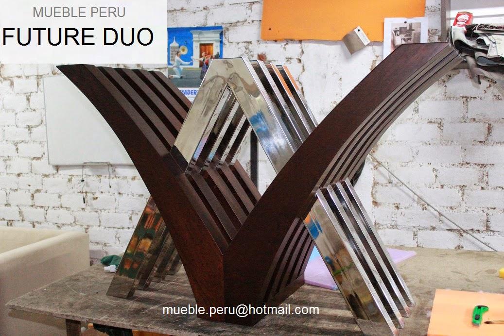 COMERCIAL, S R L Portada  fotos de muebles de comedor de madera