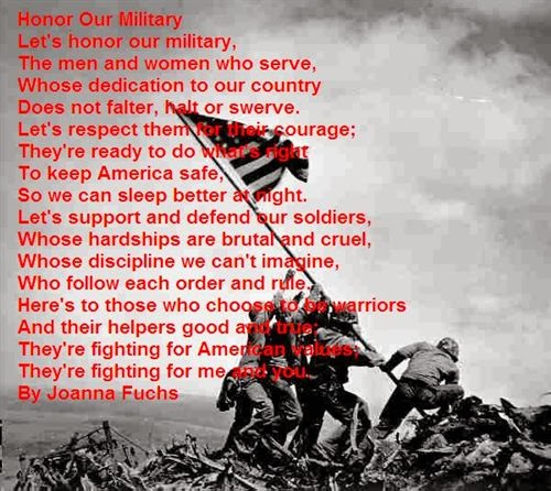 Best Patriotic Poems For Veterans Day