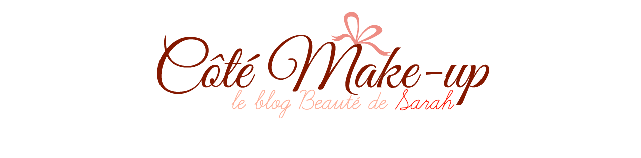 Côté Make-Up | Blog Beauté