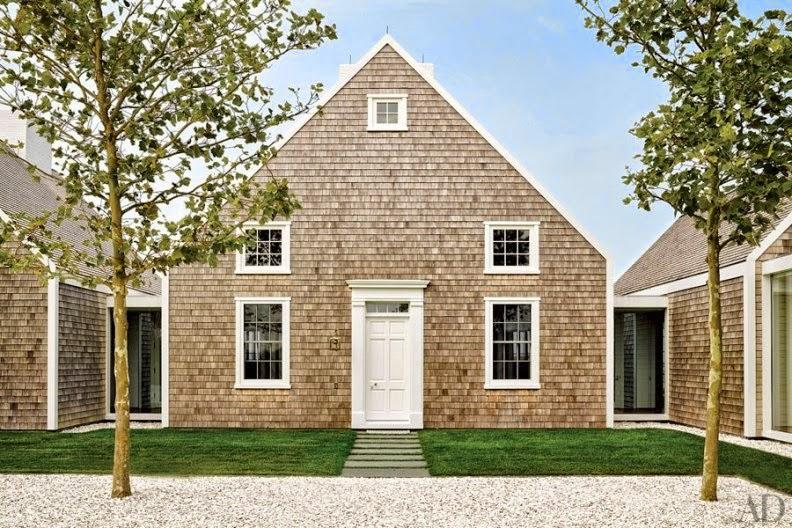 una casa en la isla de Nantucket