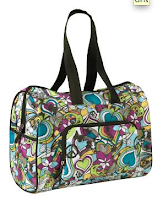 Style Athletics Old Navy Print Gym Bag
