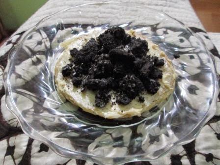 Roti Cane caneSIa Keju Spreadable Oreo