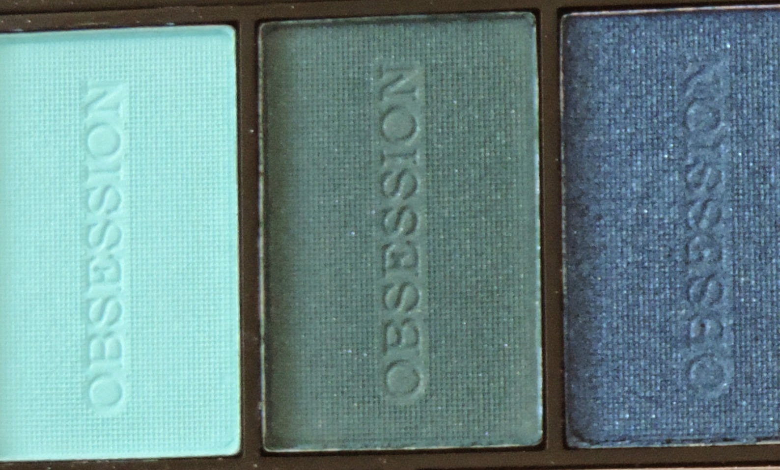 Makeup Revolution - I Heart Obsession Wild Is The Wind Palette
