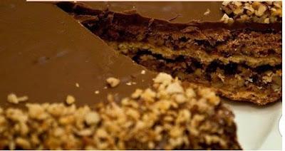 Cake with Sour cream recipe