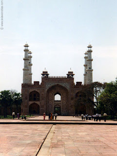 Mausoleum of Akbar