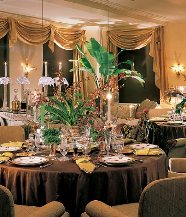Mariah Carey Diningroom Apartment Design