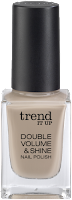 Preview: Die neue dm-Marke trend IT UP - Double Volume & Shine Nail Polish 090 - www.annitschkasblog.de