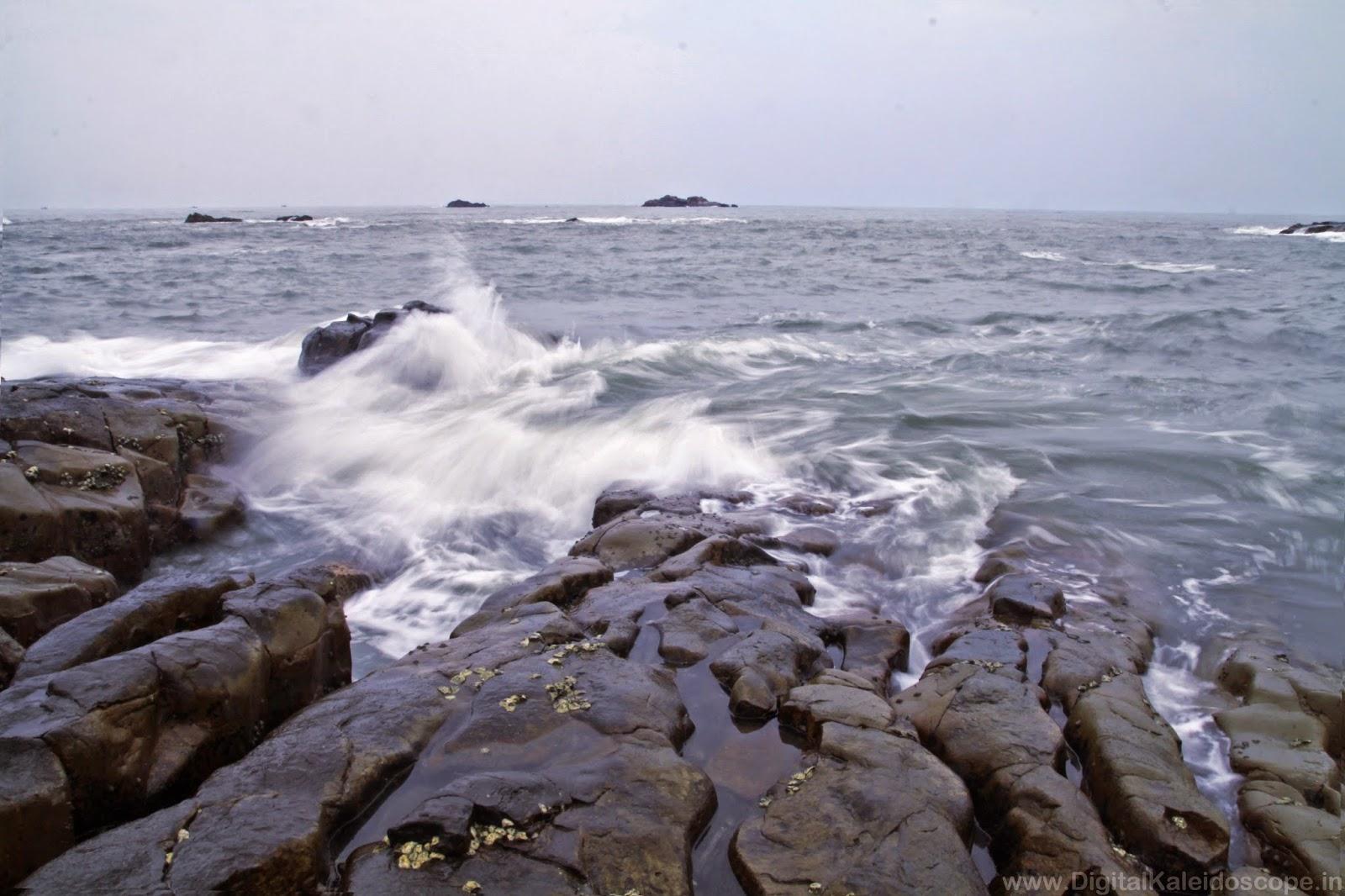 Mangalore Beach , Kaup Beach